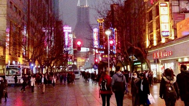 上海の街並み1
