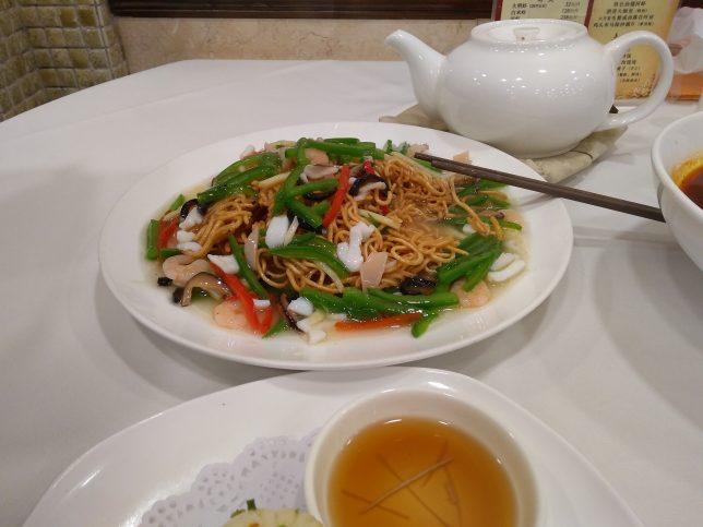 長崎だと思っていた皿うどんのルーツは上海でした